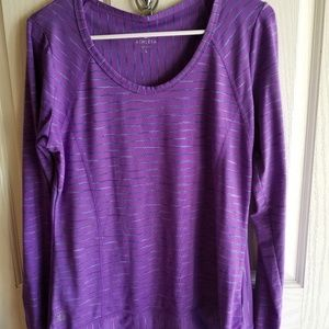 Athleta L/S Top